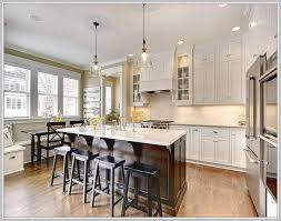 kitchen island lighting ideas glass pendant lights for kitchen island with chairs and