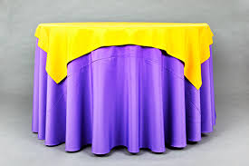 What Size Tablecloth For 60 Inch Round Table Linen Tips