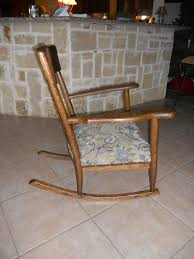 Oak Rocking Chairs Marks Antique Furniture
