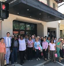 legislator tubiolo hosted discounted trip to the movies for seniors