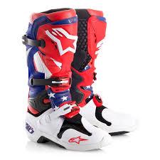 motocross ankle boots tech 10 nations le boot spotlight motocross mtb news bto