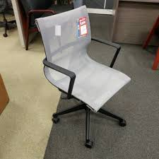 conference chair meeting chair mesh light wt frame