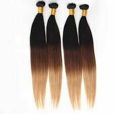 ombre clip in hair extensions 16 inch aura clip in hair extensions three tone ombre 9