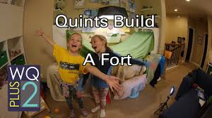 Blanket Fort Meme - quints build a blanket fort youtube