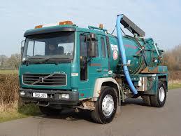 volvo truck fl volvo fl 220 4 x 2 gully sucker vacuum tanker