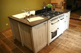 refaire cuisine prix refaire cuisine en bois free ilot de cuisine mesure etienne