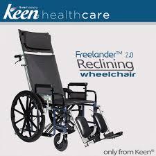 keen freelander 2 0 reclining wheelchair model frd2 r