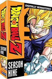 amazon dragon ball season 9 majin buu saga sean