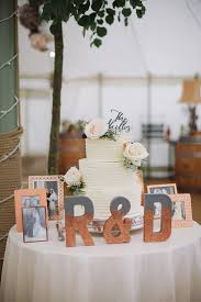 Copper  Sparkle Rachel Doms Country House Wedding Cake - Cake table designs