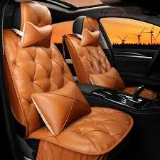 lamborghini car seat car seat cover cushuion pu set for gmc savana jaguar smart