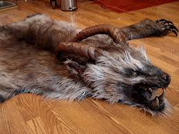 Polar Bear Fur Rug Faux Bear Skin Rug With Head Rug Designs