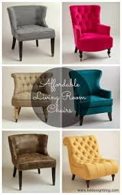 to make living room accent chairs ideas homeoofficee inexpensive