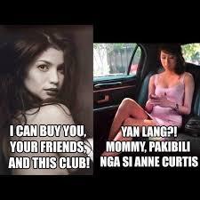 Janet Napoles Memes - anne curtis vs jeane napoles memes memesph