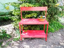 Plant Bench Plans - potting bench howtospecialist how to build step by step diy plans