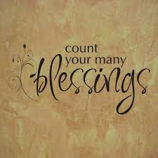 count your many blessings of 2013 thanksgiving day cheeseheadva s