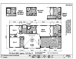 pinecrest modular ranch pg122a find a home commodore homes
