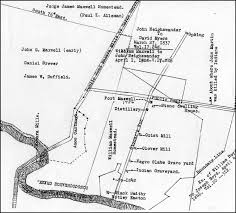 Pawling New York Map by Mercersburg Pa Conococheague Institute Blog