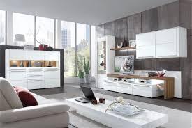 Wohnzimmer Design Modern Ideen Tv Wand Wei Hochglanz Ambiznes Mit Impresionante Wohnwand