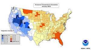 temperature map usa january 2013 begins warm and across delaware office of the delaware