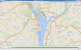 Dca Metro Map by Dca Webtrak Flight Track U0026 Noise Public Portal Metropolitan