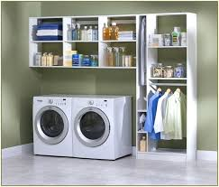 Laundry Room Shelves And Storage Laundry Room Shelves Storage Ideas Diy And Rods Small Shelving