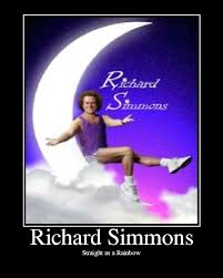 Spirit Fingers Meme - richard simmons picture ebaum s world