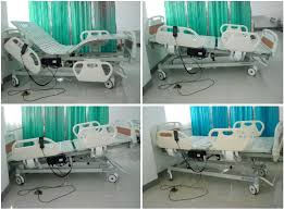 rotating hospital bed economic icu bed hospital bed treatment bed rotating bed