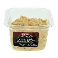 h u2011e u2011b chef prepared foods rotisserie chicken salad u2011 shop salads