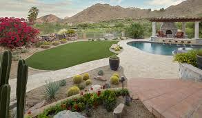 backyard ideas for spring phoenix landscaping design u0026 pool