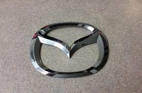 mazda logo for sale used mazda 5 decals emblems license frames for sale