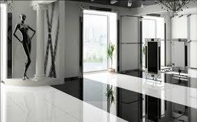 carrelage noir et blanc cuisine beau carrelage damier noir et blanc cuisine avec carrelage sol
