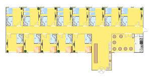 motel floor plans 13 rooms motel floor plan with cool yellow floor plan and motel