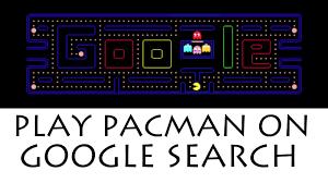 doodle pacman play pacman on search doodle secret