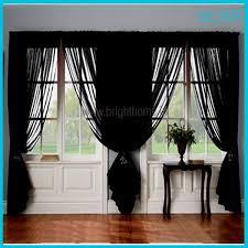 Living Room Curtain Ideas Best 25 Black Sheer Curtains Ideas On Pinterest Costumes