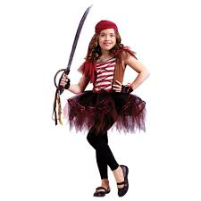 Halloween Costumes Girls 8 10 Ballerina Pirate Girls Costume Size Medium 8 10 Sewing Ag