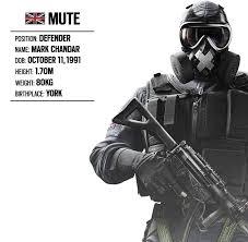 Rainbow Six Siege Operators In Rainbow Six Siege Five Newbie Defender Operators Gamecrate