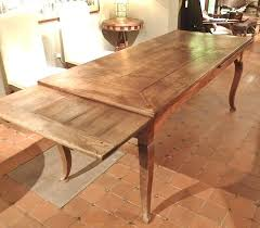 French Provincial Table Dining Table French Provincial Farmhouse Extending Dining Table