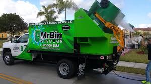 trash bin cleaning service mr bin cleaner youtube
