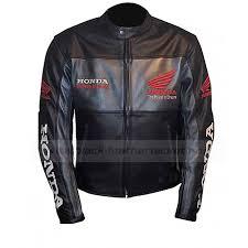 black honda motorcycle racing honda jacket motorcycle black leather jacket