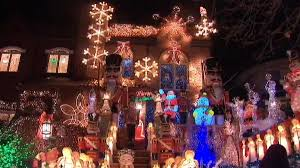 dyker heights drivers upset over holiday lights parking