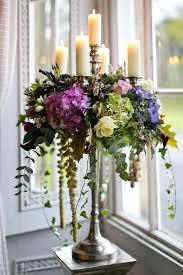 wedding candelabra wedding flowers candelabra centerpiece