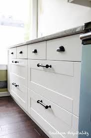 Ikea Kitchen Cabinet Door Handles Entranching Ikea Kitchen Door Knobs 8339 Cabinet Handles