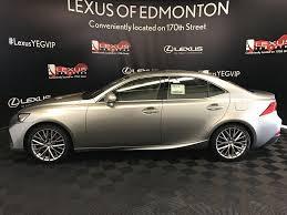 vip lexus is300 new 2017 lexus is 300 4 door car in edmonton ab l13116