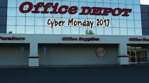office depot officemax cyber monday 2017 deals ads sales