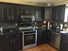 kitchen cabinet refinishing contractors cabinet refinishing how about black looks awesome located
