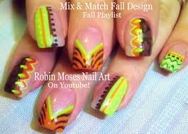 2 thanksgiving nail art designs for beginners diy easy fall nails