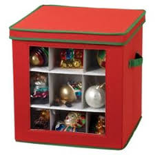 ornament storage boxes target