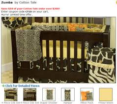 Animal Print Crib Bedding Sets Leopard Print Crib Bedding 28 Images Animal Print Crib Bedding