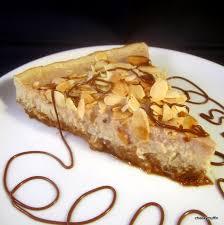 cuisiner la poir cheesecake poire amande sans lactose cheesecakes