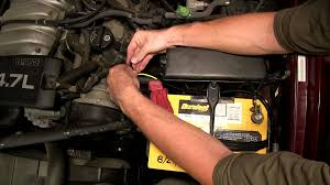 installation of a trailer wiring harness on a 2002 toyota tundra